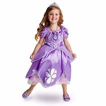 Princesinha Sofia Vestido Original Disney Store