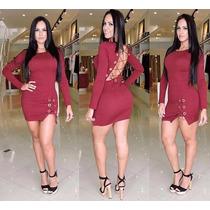 Vestido Curto Dress Para Balada Chique Panicat