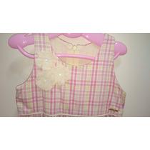 Vestido Infantil Marisol Tam 06 - Muito Novo!!!