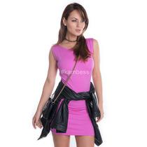 Vestido Regata Básico - Kam Bess - Ve0408