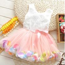 Vestido Baby De 13 Á 18 Meses