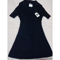 Lindo Vestido Grife Zapping, Preto, Original,baratissímo!!!