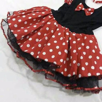 Fantasia Minnie Luxo - Infantil