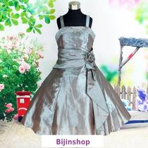 Vestido Infantil Festa/princesa/dama 12,14 E16 Varias Cores