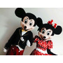 Fantasia Luxo Minnie E Mickey