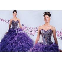 Vestido Debutante 2 Em 1 Importado - Frete Grátis