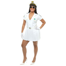Fantasia Marinheira,vestido, Almirante,marujo,capitão