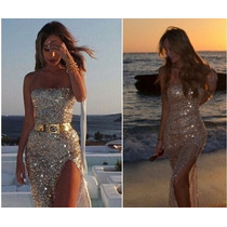 Vestido Longos De Festa Sexy Lindo Importado No Brasil!!!