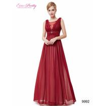 Vestido De Festa/vestido Longo/ Casamento/madrinha/formatura