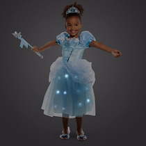 Fantasia Cinderela Princesa Disney Original Disney Store