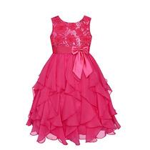Vestido Infantil Festa Luxo Importado Princesa Noite