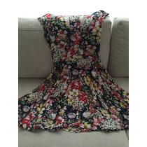 Vestido Feminino Tamanho Pequeno- Abercrombie Fitch
