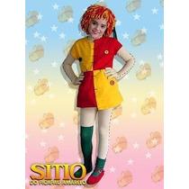Vestido Da Boneca Emilia