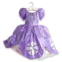 Fantasia Princesinha Sofia - 100% Original Disney