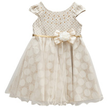 Vestido Infantil Para Meninas Pupila E Bela Child