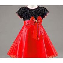 Vestido Infantil Festas - Sua Princesa Merece Este Luxo!!!