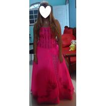 Lindíssimo Vestido De Debutante