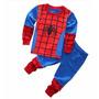 Fantasia Roupa Homem Aranha Spider Man Pronta Entrega