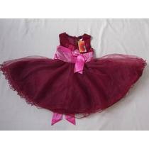 Vestido Infantil Festa/dama/florista Com Renda Na Barra