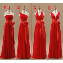 Vestidos Para Madrinhas De Casamento (r$199,90 Cada )