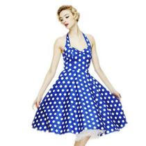 Vestido Moda Retro Anos 60 A 70 Americana Frete Fixo Todo Br
