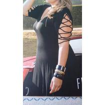 Vestido Plus Size,gg,jovem,malha,moda Rio,.oferta,promoção