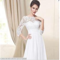 Vestido Longo Festa , Casamento , Formatura Pronta Entrega