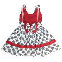 Vestido Festa Infantil Diversos Modelos Renda Curto Rodado