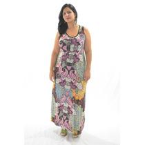 Vestido Regata Plus Size - Viscolycra Pura - Moda Maior