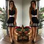 Vestido Do Momento,festa,estilo Panicat,blogueira,2016,lindo