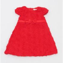 Vestido De Festa Infantil Princesa Em Renda De Chiffon