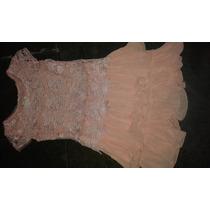 Vestido Lindo Veste Muito Bem Bom Acabamento Rosa Bonito