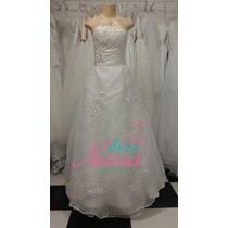 Vestido Noiva Debutante Princesa Trash Pronta Entrega Barato