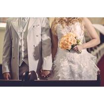 Vestido De Noiva Importado Usado Uma Vez