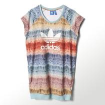 Vestido Casual Adidas Farm Super Estiloso