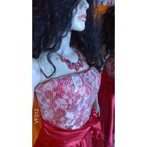 Vestidos De Festa Longo Renda Madrinha Casamento Formatura