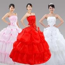 Luxuosos Vestido De Noiva Escolha Modelo Madrinha 15 Anos!