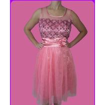 Vestido Princesa Formatura Debutante 15 Anos Véu Plissado
