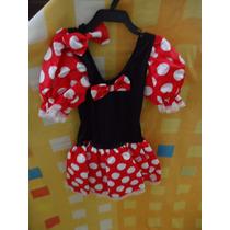 Promoção Kit Minnie Disney Cosplay Vestido Carnaval Fantasia