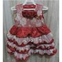 Vestido De Festa Para Criança Infantil Menor Preço-tam G