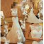Vestido De Noiva Sereia Modelo 2015 Novo + A Capa
