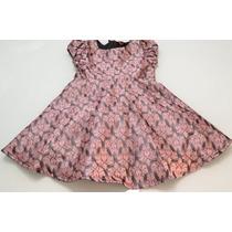 Vestido Animê Infantil Tamanho 3