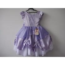 Vestido Infantil Princesinha Sofia 144- Bambina Oferta!