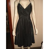 Vestido De Festa Da Zara Made In Spain Tam M