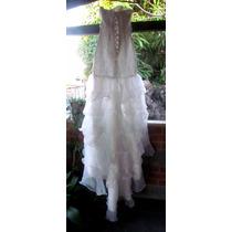 Vestido De Noiva Modelo Sereia.