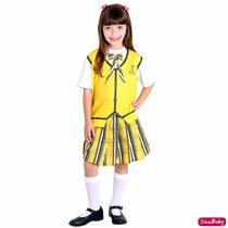 Fantasia Carrossel Infantil Feminino Sulamericana
