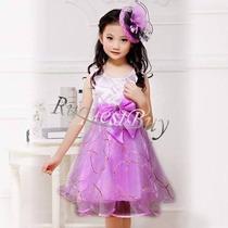 Vestido Roupas Criancas Festa Importado Pronta Entrega