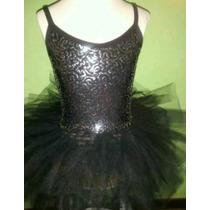 Fantasia Bailarina Infantil 4 A 5 Anos Nova Pronta Entrega 1