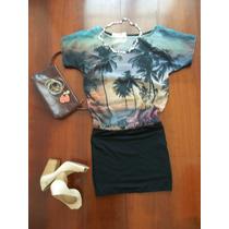 Lindo Vestido Infinitto P - Tenho Farm, Zara