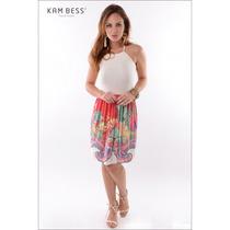 Vestido Frente Única - Kam Bess - Ve0521